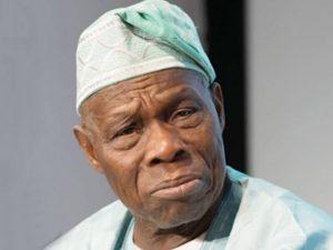 Olusegun Obasanjo former Nigerian president