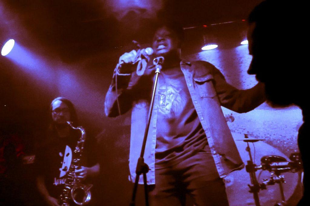 singer Osagie Ojea Afrococoa
