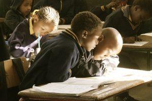 Children in Class Room