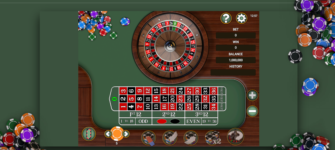 Titan Roulette Review – Play with a Bonus at MagBets